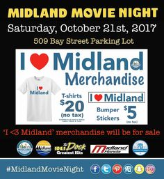 #Ghostbusters #MidlandMovieNight #DowntownMidlandON  RSVP HERE: www.facebook.com/events/353829395055252