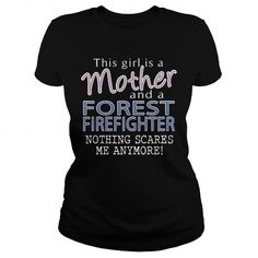 FOREST FIREFIGHTER - MOTHER #teeshirt #T-Shirts. BUY-TODAY  => https://www.sunfrog.com/LifeStyle/FOREST-FIREFIGHTER--MOTHER-Black-Ladies.html?60505