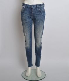 Hailys Damen Jeans Celia High Waist Damenhose Jeanshose Damenjeans Skinny
