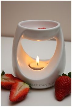 Yankee candle ♡ Sweet Strawberry ;)