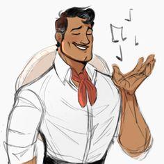 It's him My husbando calavera Pero vivo y relleno de músculos y grasita (?) Coco Ernesto de la cruz   appatary8523.tumblr.com