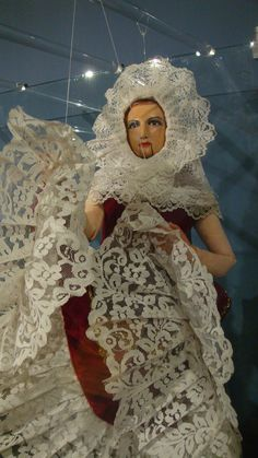 Puppet - Typical Costume Mexican Dancer