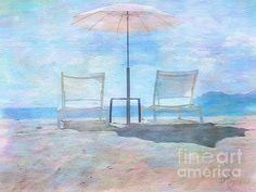 """Where Dreams Are Made"" by Cheryl Butler #BeachArt"