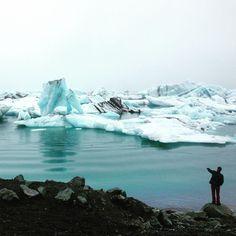 via Instagram marlenkoenig: Unbelievable #jökulsarlon #iceland #beautifulearth #unbelievable #nature #travelling #impression #enjoy #travelling #withoutwords #ÜberWasser