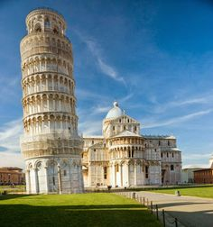 10 of the Most Beautiful Cities in Italy Tower Of Pisa, Tuscany, Central Italy. Discover all our luxury properties to rent in Italy: Places Around The World, Oh The Places You'll Go, Travel Around The World, Places To Travel, Places To Visit, Cities In Italy, Places In Italy, Most Beautiful Cities, Wonderful Places