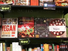 Neue Kochbücher #vegan