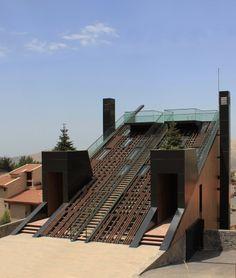 Plot 4328 / Bernard Khoury Architects, Lebanon