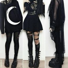 Gothic Outfit Ideas Picture gothic fashion ideas for those people that get pleasure Gothic Outfit Ideas. Here is Gothic Outfit Ideas Picture for you. Gothic Outfit Ideas summer goth gothic and amazing. Pastel Goth Outfits, Punk Outfits, Gothic Outfits, Mode Outfits, Grunge Outfits, Pastel Shoes, Cute Goth Outfits, Pastel Goth Clothes, Pastel Goth Hair