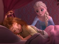 Frozen Fever! Coming out in theaters as a preview in Cinderella.  #frozenelsa #frozenfever