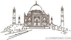 city embroidery templates - Google Search