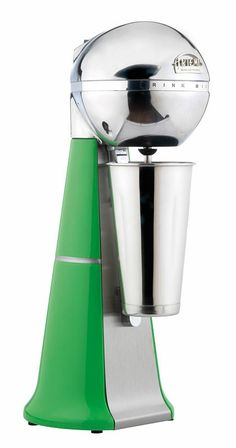 A-2001 Retro Cabbage Drink Mixer with inox cup. #cabbage