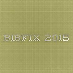 BIBFIX 2015