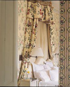 New Orleans Residence - Master Bedroom details -Nicky Haslam Design