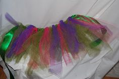 Candice Craves: How to Make a Tutu Skirt Without Elastic