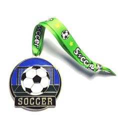 Soccer Ornament or for Coach Christmas Ornamen by GiftWorks