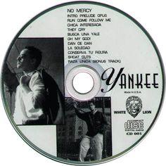 Caratula Cd de Daddy Yankee - No Mercy