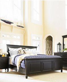 Sag Harbor Bedroom Furniture Collection - furniture - Macy's