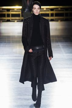 Brian Edward Millett - Haider Ackermann fall 2014