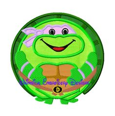 Donotello Teenage Mutant Ninja Turtle Ball