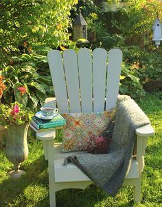 Aiken House & Gardens: Autumn Tea in the Garden Outdoor Spaces, Outdoor Chairs, Outdoor Living, Outdoor Furniture, Outdoor Decor, Outdoor Ideas, Patio Ideas, Dining Chairs, Garden Seating