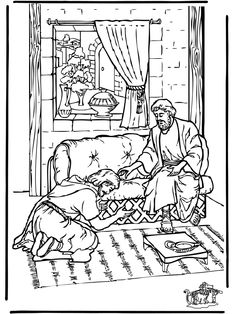 ananias and saul coloring pages | Saul and ananias activity sheet | SundaySchool | Pinterest ...