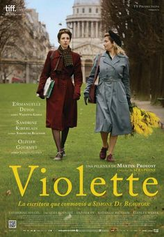 Born out of wedlock early in the last century, Violette Leduc meets Simone de Beauvoir in postwar Saint-Germain-des-Près. Movie To Watch List, Good Movies To Watch, Movie List, Cinema Movies, Film Movie, Movies Showing, Movies And Tv Shows, Emmanuelle Devos, Simone De Beauvoir