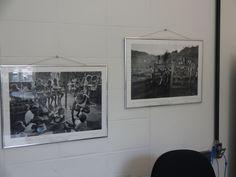 Os quadros de Sebastião Salgado me acompanham.