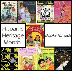 http://www.pbs.org/parents/education/bookfinder/hispanic-heritage-month-booklist/?utm_source=Pinterest&utm_medium=PBS%20Parents&utm_campaign=hispanic-heritage-month-booklist