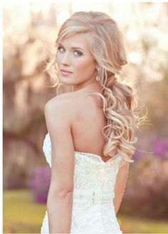 Wedding hair ♥