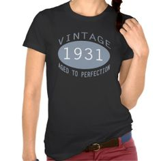 >>>Hello          1931 Vintage Blue Gift Ideas Tee Shirts           1931 Vintage Blue Gift Ideas Tee Shirts today price drop and special promotion. Get The best buyHow to          1931 Vintage Blue Gift Ideas Tee Shirts please follow the link to see fully reviews...Cleck Hot Deals >>> http://www.zazzle.com/1931_vintage_blue_gift_ideas_tee_shirts-235646937621793449?rf=238627982471231924&zbar=1&tc=terrest
