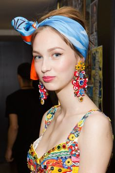 TMVbijoux: Parte 2 - Fashion Week Spring/ Summer 2016, novas tendências em bijuterias nas passarelas do mundo