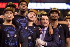 As we learned in a lengthy sit down in Durham, Coach K put in a LOT of work to become the winningest college coach of all time.