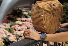 Trendy Wooden Handbag - Gaia Ark Bag Cult Gaia - mikialamode.com