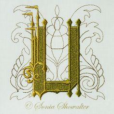 The Citadel Alphabet- U: Sonia Showalter