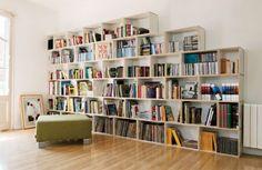 Modular shelving by BrickBox. I want! http://www.brickbox.es/