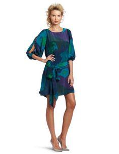 HALSTON HERITAGE Women's Aline Dress « Dress Adds Everyday