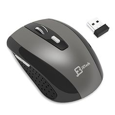 Wireless Computer mouse, JETech ® M0770 2.4 Ghz Wireless Mobile Optcal Computer mouse with 6 Buttons, 3 DPI Degrees, USB Wireless Receiver - 0770 - http://onlinebusiness-rc.com/autoparts/wireless-mouse-jetech-m0770-2-4ghz-wireless-mobile-optcal-mouse-with-6-buttons-3-dpi-levels-usb-wireless-receiver-0770/