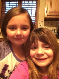 Me and my cousin Kaitlyn