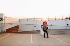 emotional engagement session on grand rapids rooftop parking garage King Photography, Couple Photography Poses, Family Photography, Friend Photography, Maternity Photography, Engagement Photography, Street Photography, Photography Ideas, Teen Couple Pictures