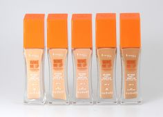 The best Rimmel Wake me Up foundation!