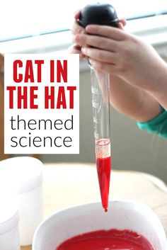 The Cat in the Hat Science fun for kids