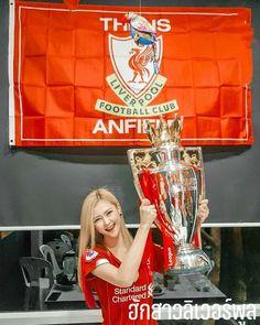 Liverpool Girls, Fc Liverpool, Fangirl, Football, Soccer, Fan Girl, Futbol, American Football, Soccer Ball