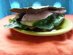 green flat bread paleo and low fodmap