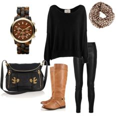Fall Outfit. This is perfect for school!!!!