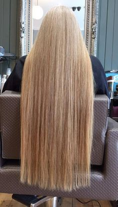 Long Dark Hair, Very Long Hair, Long Hair Cuts, Long Hair Styles, Long Blond, Open Hairstyles, Permed Hairstyles, Straight Hairstyles, Beautiful Long Hair