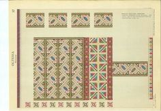 Folk Embroidery, Embroidery Patterns, Machine Embroidery, Modern Times, Antique Quilts, Pattern Books, 1, Restaurant Ideas, Stitch