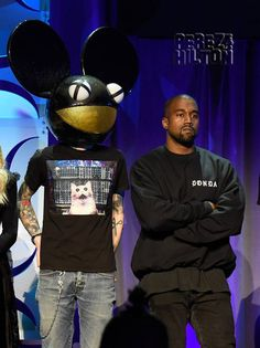Kanye West & Deadmau5 Get INTO It On Twitter! Get The Play-By-Play HERE!