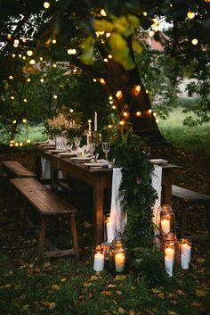 Eye-pleasing weddings suggestions for laying out a fantastic moment. Click this helpful image number 8627283143 here. Whimsical Wedding, Woodland Wedding, Yard Wedding, Wedding Table, Fantasy Wedding, Dream Wedding, Enchanted Forest Wedding, Handfasting, Getting Married