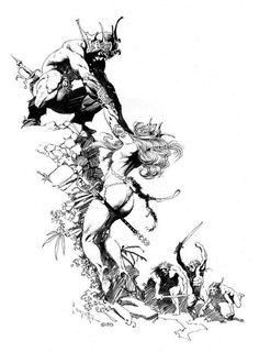 Fighting Men of Ugor