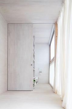 Atelier Sano-Maruyama House -Sapporo, Japan